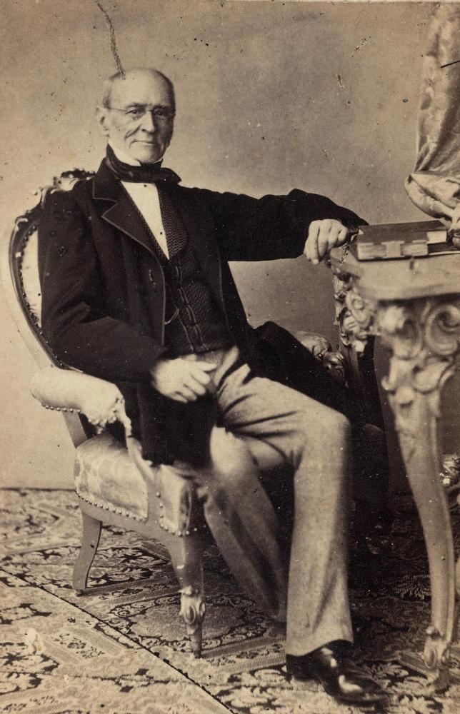 Franz Freiherr von Pillersdorf(f), undatiert